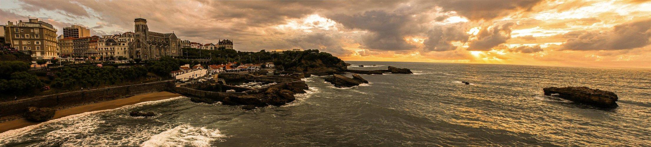Biarritz alter Hafen