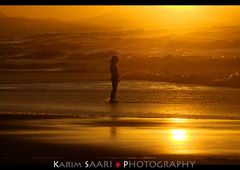 [Biarritz | The Golden Surfer]