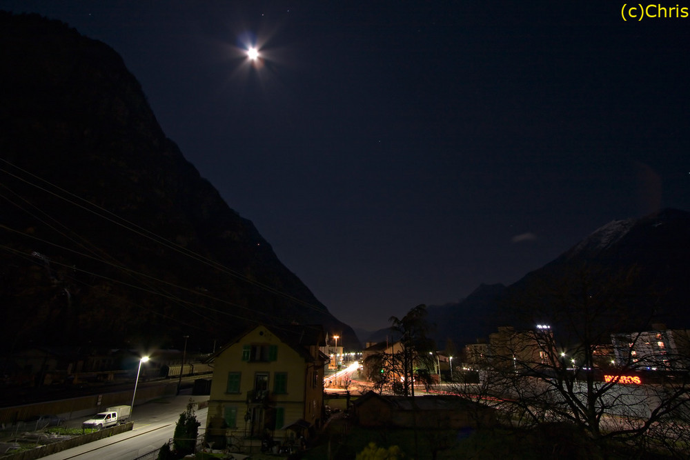 Biasca-Night