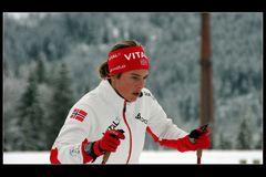 Biathlon Hochfilzen 2009 - Ann Kristin Flatland
