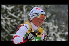 Biathlon Hochfilzen 2009 - Elisabeth Juudas