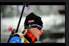 Biathlon Hochfilzen 2009 - Mari Laukkanen