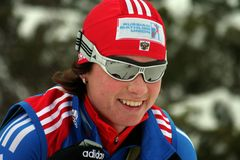 Biathlon Hochfilzen 2009 - Svetlana Sleptsova