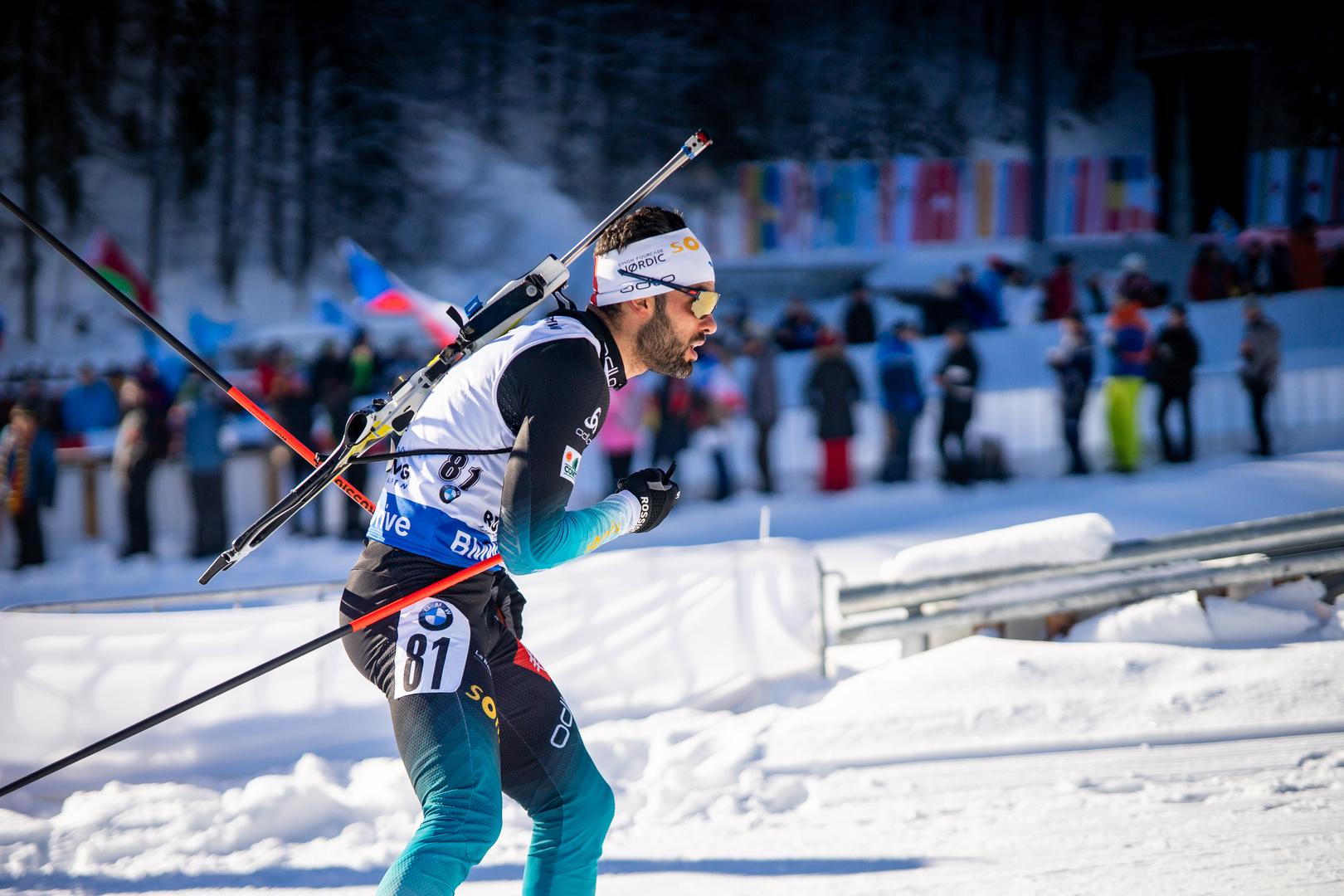 Biathlon Rupolding