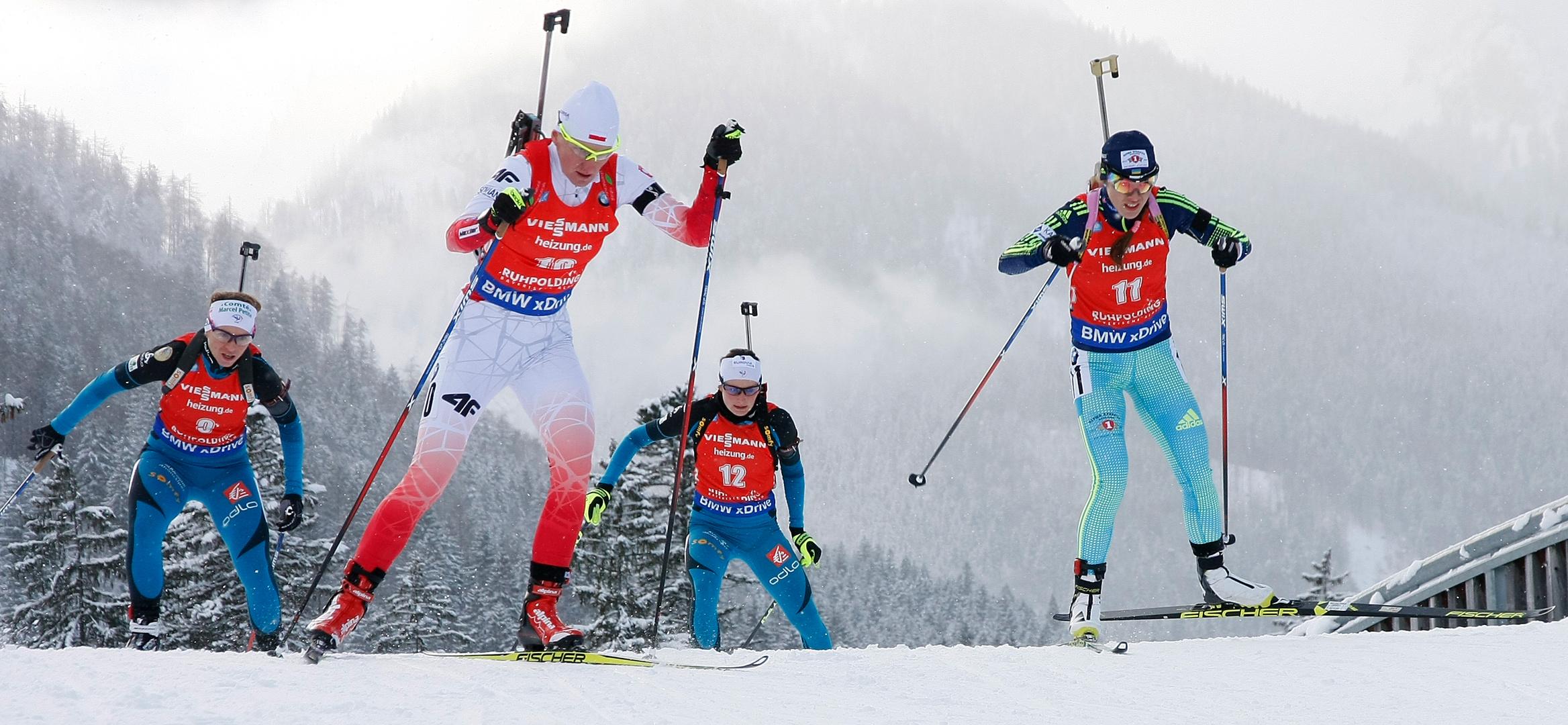 Biathlon Verfolgung Regeln