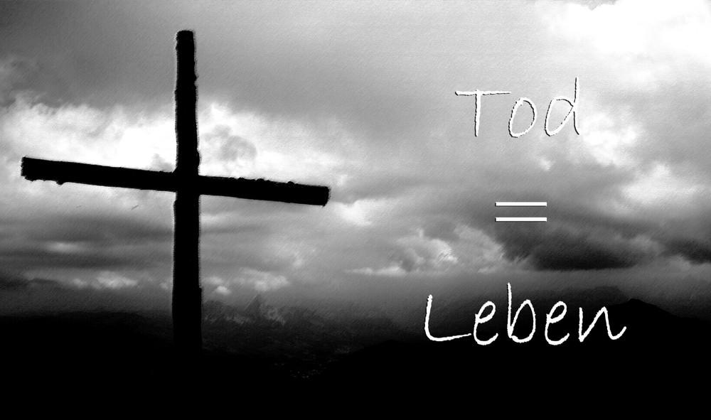 Bibel: Johannes 3.16
