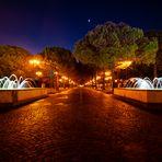 Bibione bei Nacht