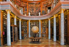 Bibliothek der Erzabtei Pannonhalma