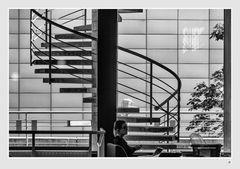 Bibliothekstreppe