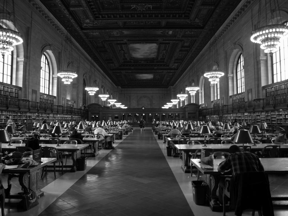 bibliotheque 5em avenue