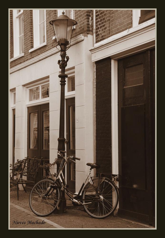 Bicicletas en Amsterdam II