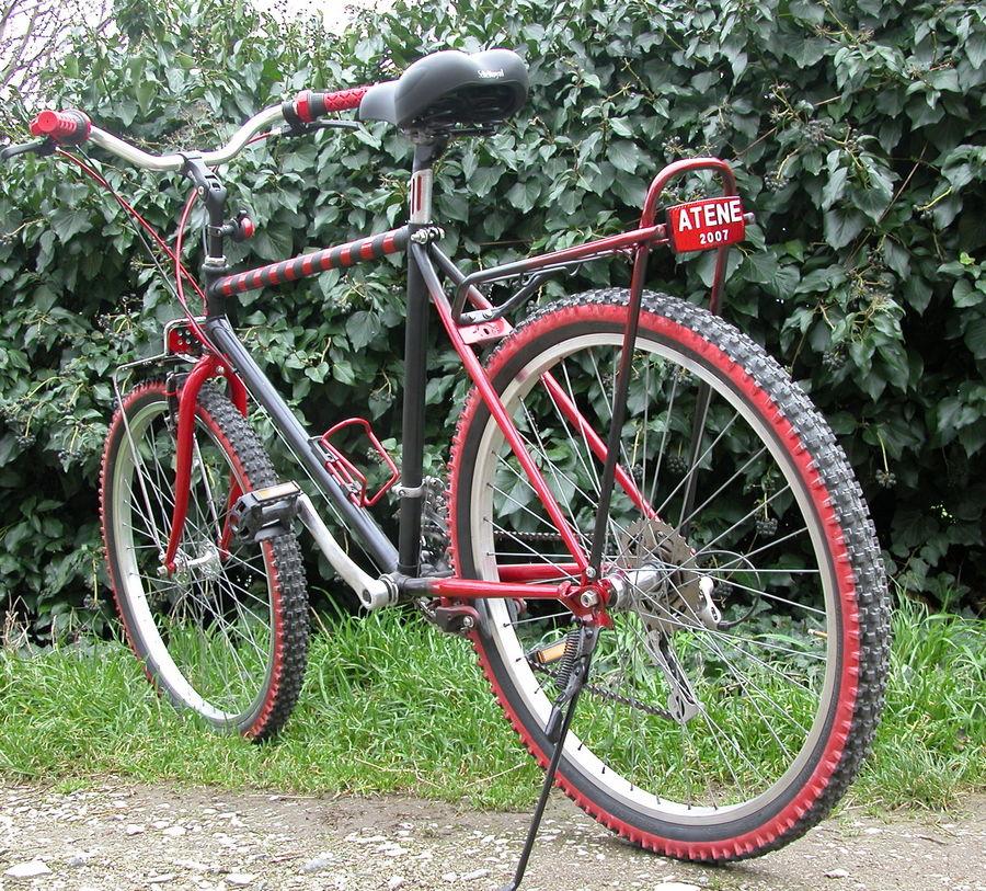 Bicicletta Rossonera