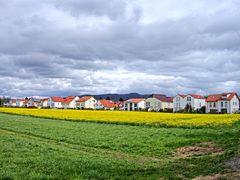 Bickenbach - Neubaugebiet