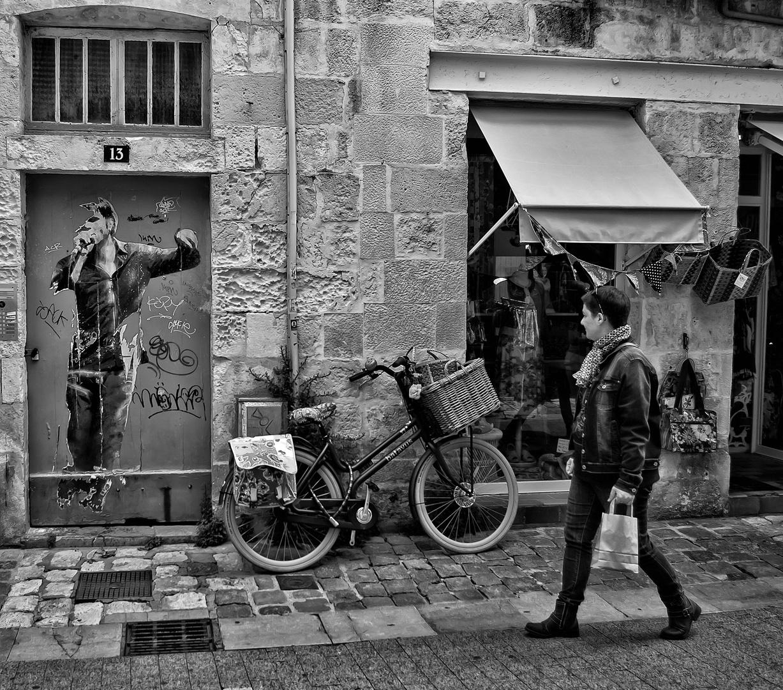 Bicycle au n°13