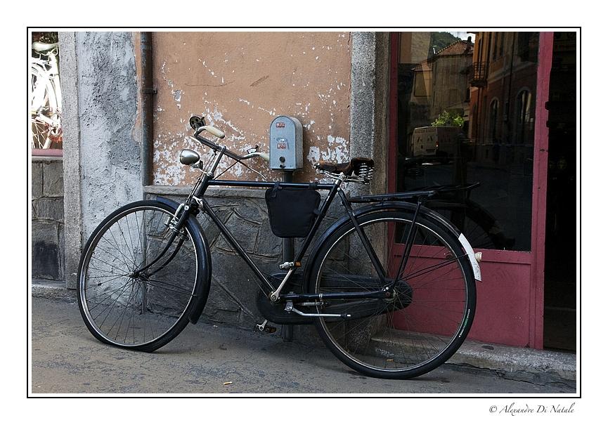 - bicycle II -