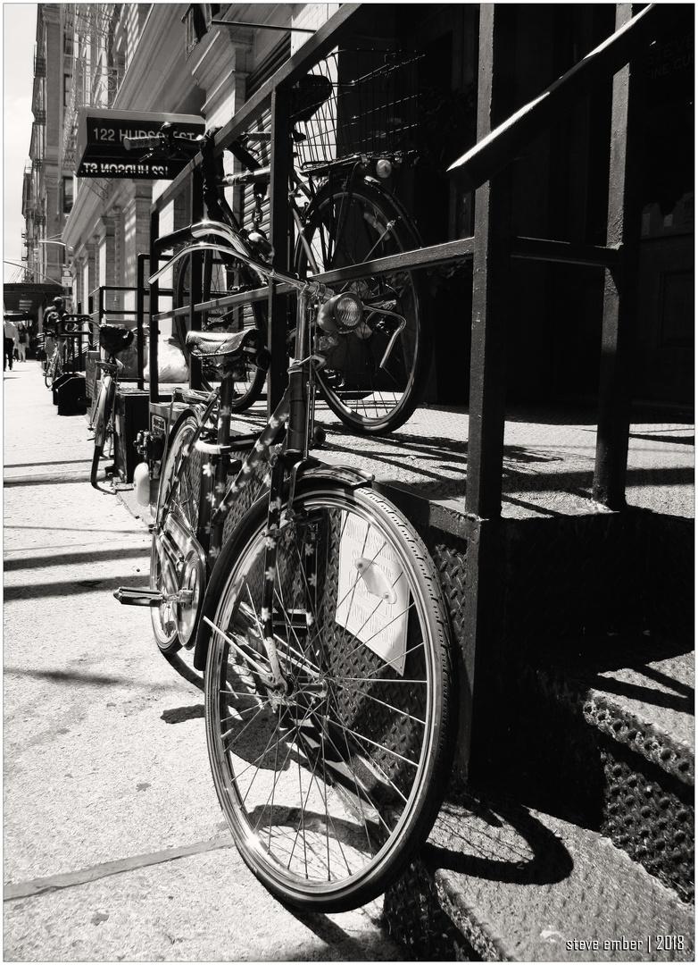 Bicycles, Tribeca