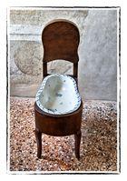 Bidet in der Villa Vescovi - Luvigliano (Colli Euganei)