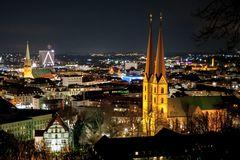 Bielefelder Nachtansicht
