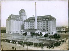 Bienertmühle II Hafenmühle 1914