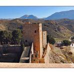 Bienmesabe antequerano 3. El Castillo