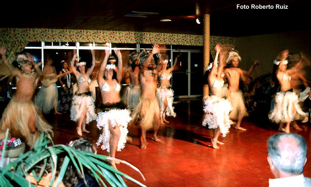 Bienvenida Rapa Nui
