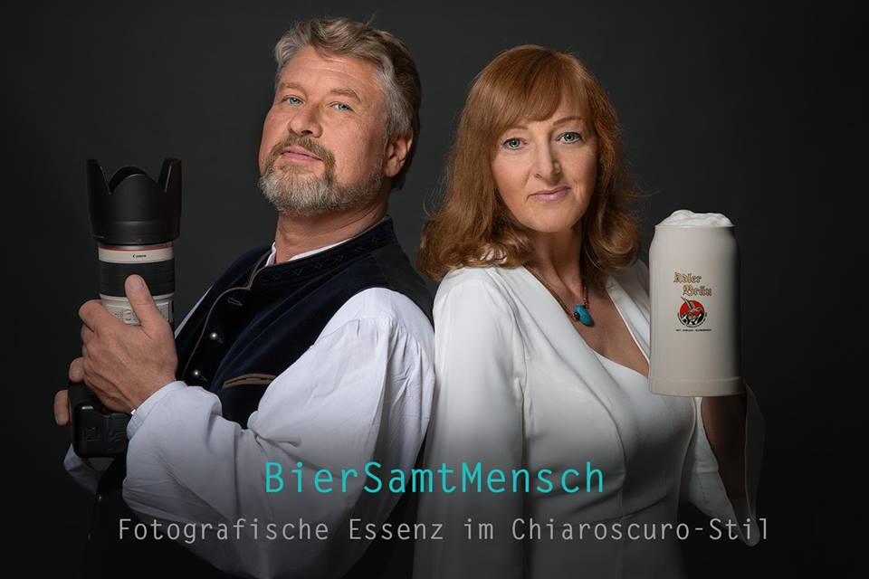BierSamtMensch Ausstellung