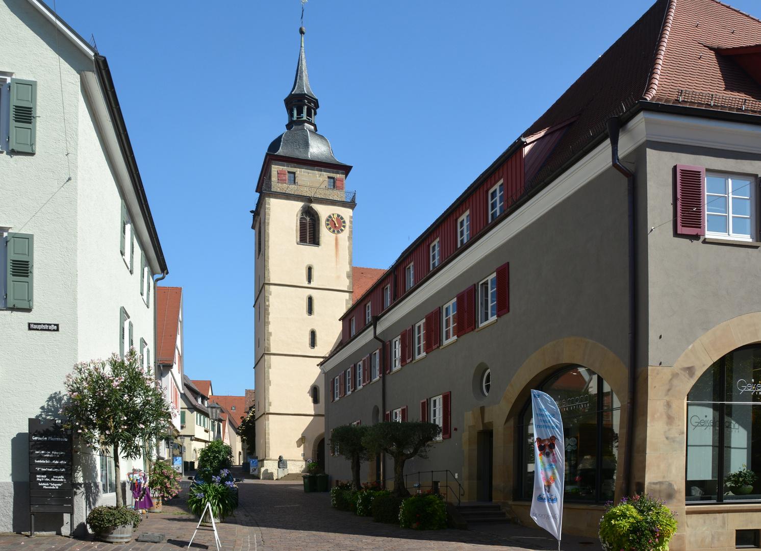 Bietigheim - Bissingen Ev. Stadtkirche