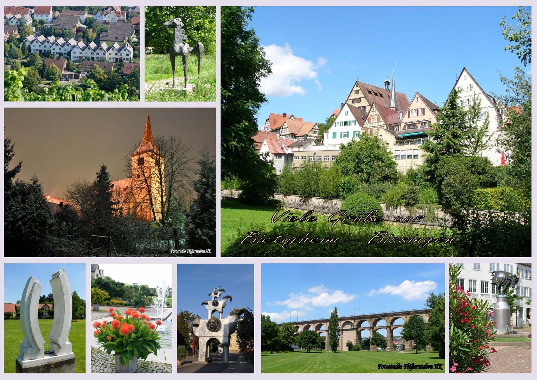 Bietigheim-Bissingen - Stadtansichten