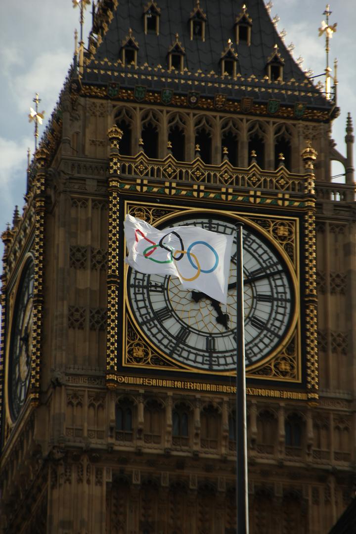 Big Ben 2012