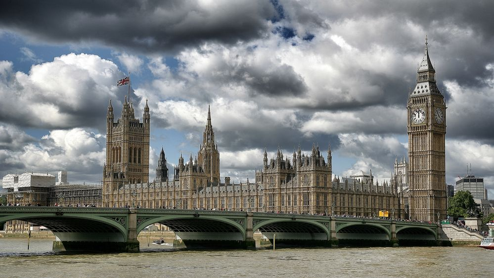 Big Ben & The Houses of Parliament 2