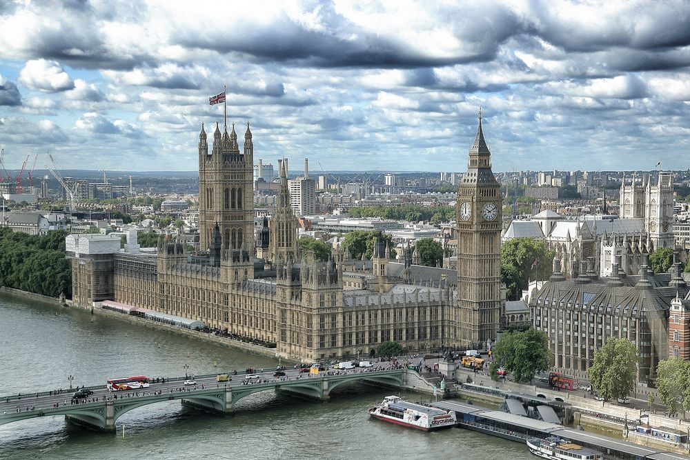 Big Ben & The Houses of Parliament 3
