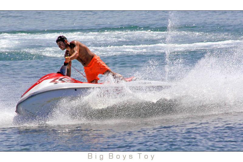 Big Boys Toy