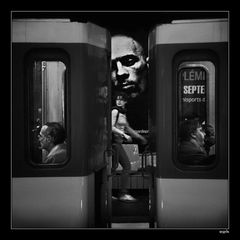 Big Brother - Metro Paris