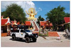 Big Buddha Adventure Tour