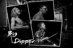 Big Dipper Collage