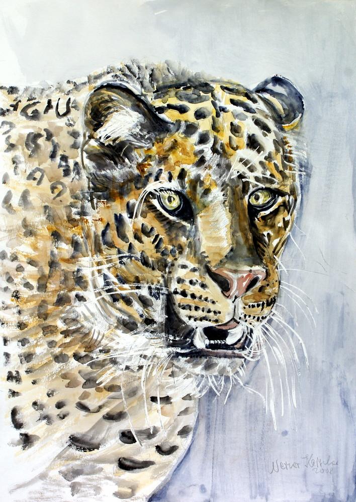 BIG FIVE Nr. 3 - Leopard