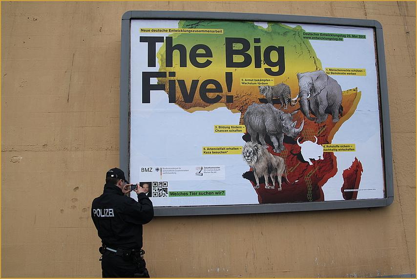 BIG FIVE street