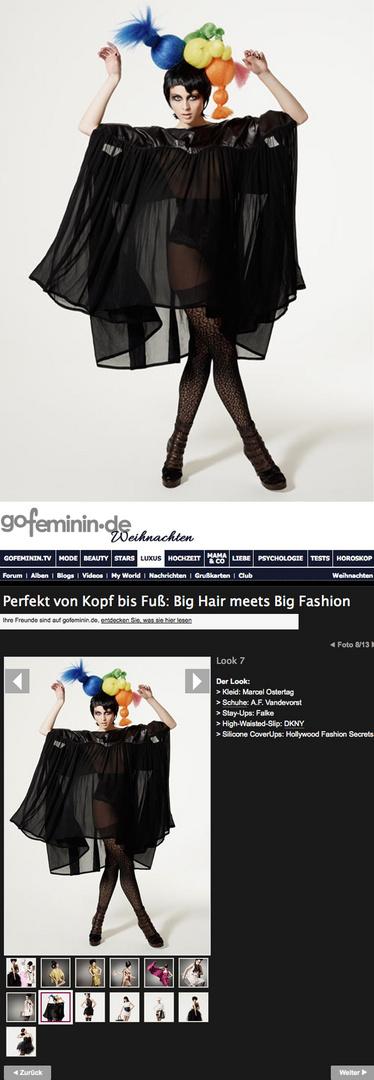 Big Hair and Big Fashion 3