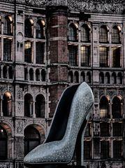 big heel