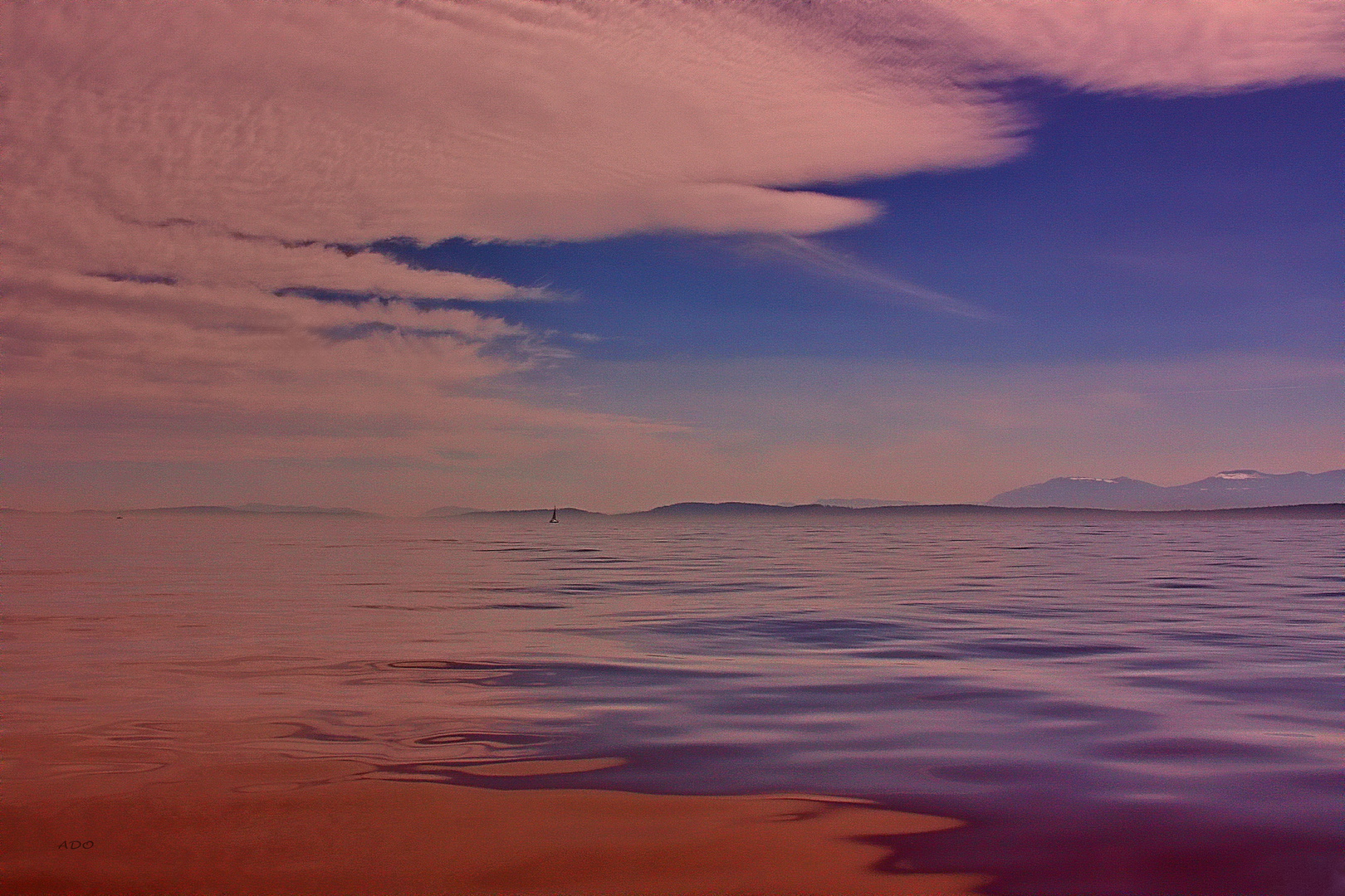 Big Ocean, Big Sky