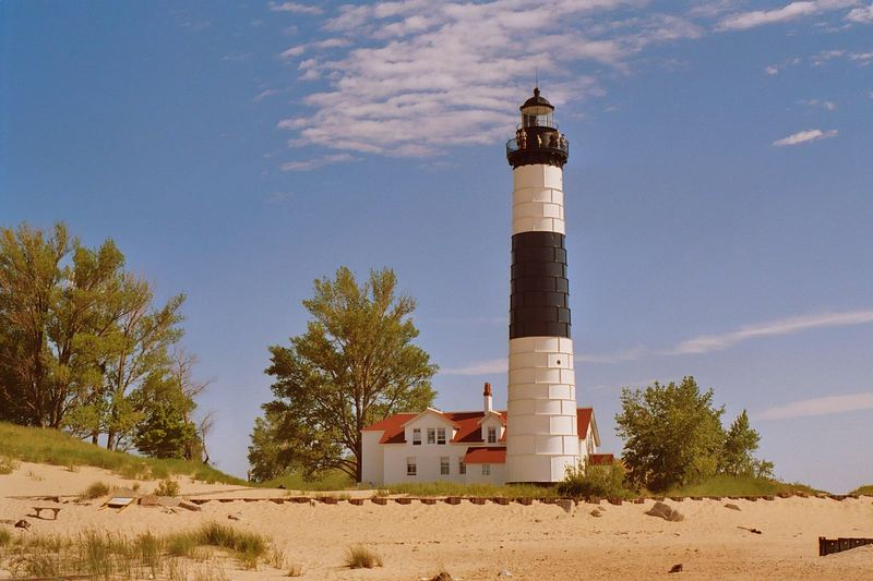 Big Sable Point Lighthouse, Michigan