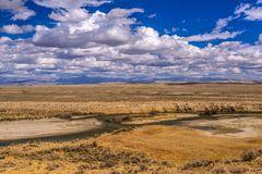Big Sandy Creek Valley, Wyoming, USA