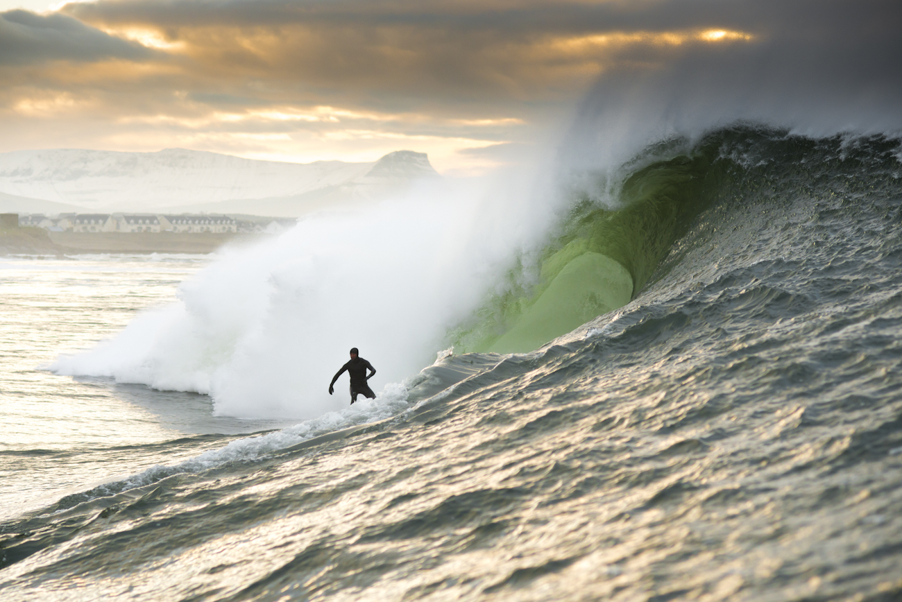 Big Wave Ireland