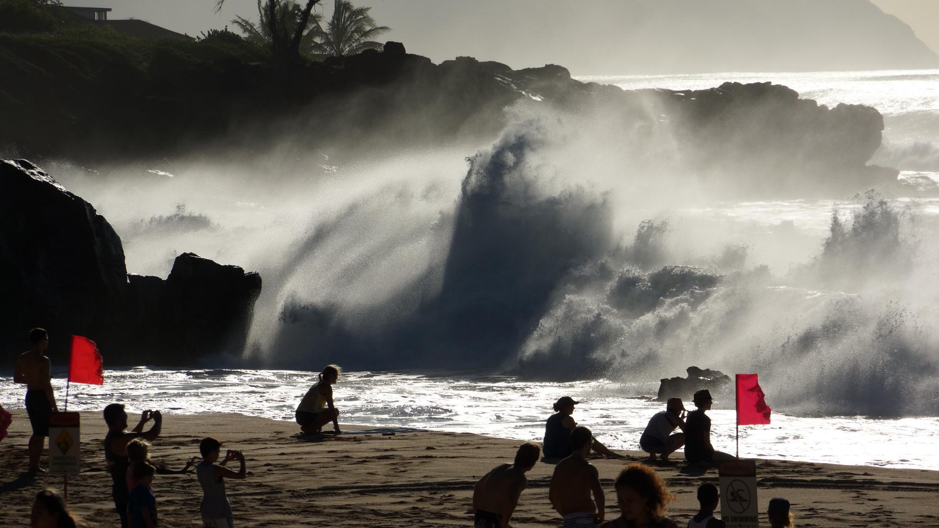 Big Wave, Ohau