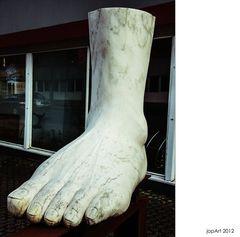 Bigfoot...