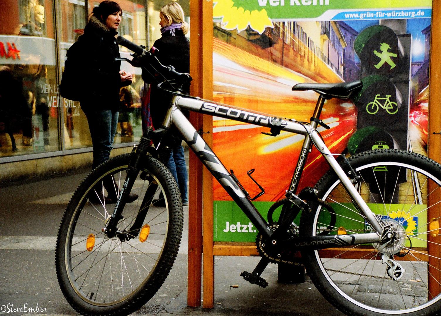 Bike and Girls, Würzburg