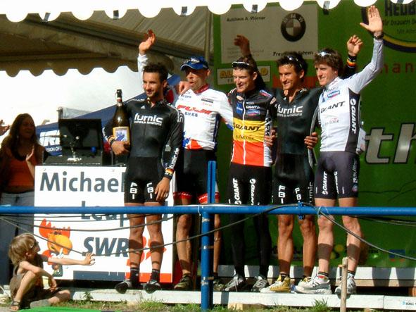 Bike the Rock 2005 - Sieger Herren Elite