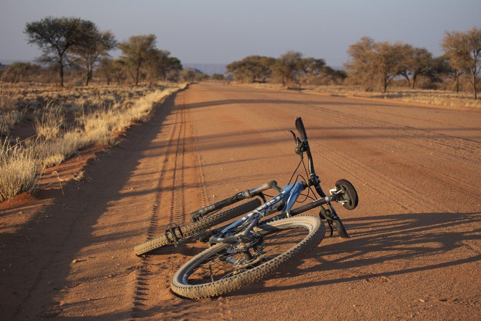Bike Tour Namibia