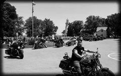 Bike Week along the Erie Shore