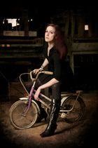 Biker-Braut...